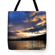 Winter Exhibition Tote Bag