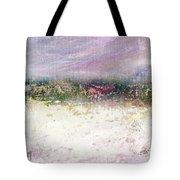 Winter Farm Tote Bag