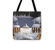 Winter Festival Tote Bag