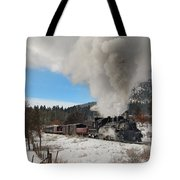 Winter Freight Special Tote Bag