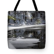 Winter Fresh Tote Bag