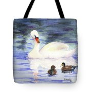 Winter Friends Tote Bag