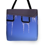 Winter Gives Way To Spring Tote Bag