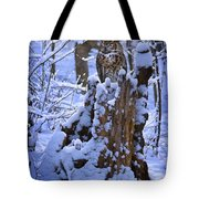 Winter Guest Tote Bag