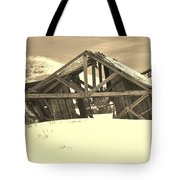 Winter History 2 Tote Bag