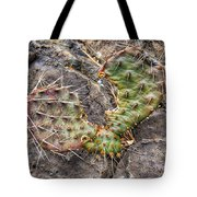 Winter Hunger Quenched Tote Bag
