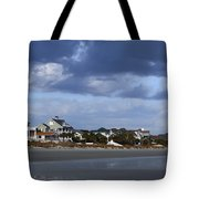Winter In Hilton Head Tote Bag