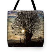 Winter In Holland 3 Tote Bag
