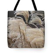 Winter In The Garden #1 Tote Bag