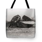 Winter In Wyoming 1 Tote Bag