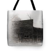 Winter In Wyoming 2 Tote Bag