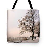 Winter Landscape 1 Tote Bag