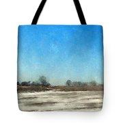 Winter Landscape 3 Tote Bag