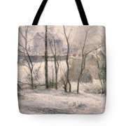 Winter Landscape Tote Bag