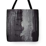 Winter Memories-ice Tote Bag