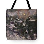 Winter Midnight                         Tote Bag