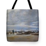 Winter Morning Solitude II Tote Bag