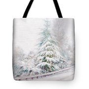 Winter Of  04 Tote Bag