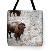 Winter Pasture Tote Bag
