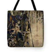 Winter Rains Series Five Of Six Tote Bag