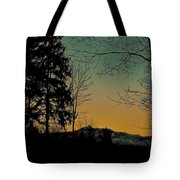 Winter Respite Tote Bag