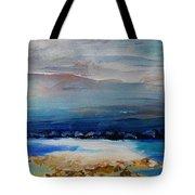 Winter Scenery Tote Bag
