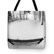 Winter Seat 1 Tote Bag
