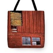 Winter Shelter Tote Bag