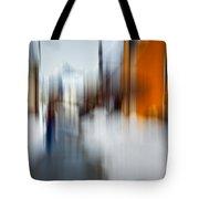 Winter Sins Tote Bag