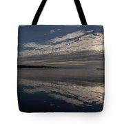 Winter Sky Tote Bag