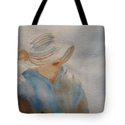Winter Sun I Tote Bag
