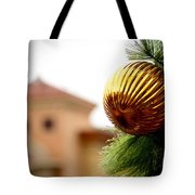 Winter Theme Tote Bag