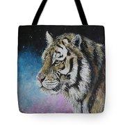 Winter Tiger Tote Bag
