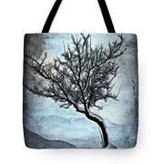 Winter Tree II Tote Bag