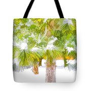 Winter Trees 1 Tote Bag