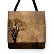 Winter Trees In The Bottomland 1 Tote Bag