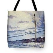 Winter Walkers Tote Bag