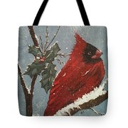 Winter Wonderland  Tote Bag by Ginny Youngblood