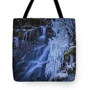 Winterfalls Tote Bag