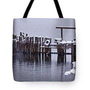 Winterized Tote Bag