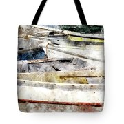 Winterport Dories Wc Tote Bag