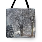 Winter's Best Tote Bag