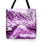 Winter's Charm Tote Bag