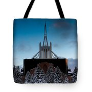 Winter's Heavenly Show Tote Bag