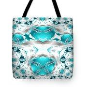 Winter's Jewels Tote Bag
