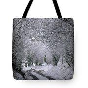 Winters Lane Tote Bag