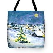 Winterwonderland Tote Bag