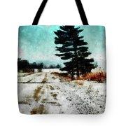 Wintry Altona Road Tote Bag