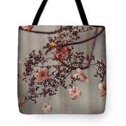 Wintry Elegance Tote Bag