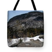 Wintry Mountainscape 1 Tote Bag